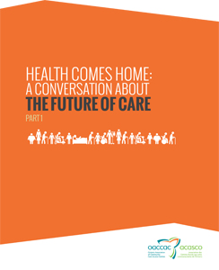 Health comes home part one front cover image