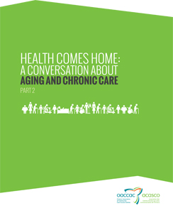 Health comes home part two front cover image