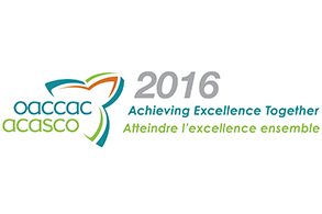OACCAC Achieving Excellence Together Conference logo
