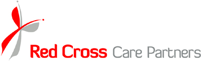 Red cross care partners logo